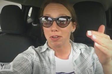 Kristen Buccigrossi Turn Signal Video
