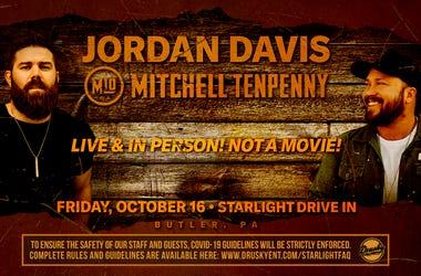 Jordan Davis & Mitchell Tenpenny