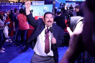 Guillermo Rodriguez from Jimmy Kimmel Live!
