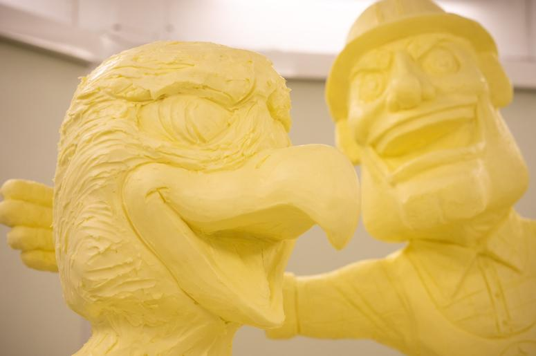 PA Farm Show Butter Sculpture  2020