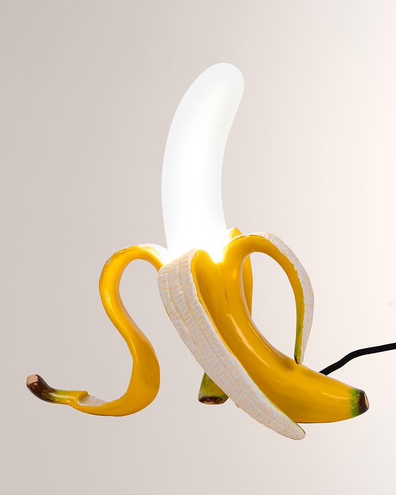 Banana Lamp