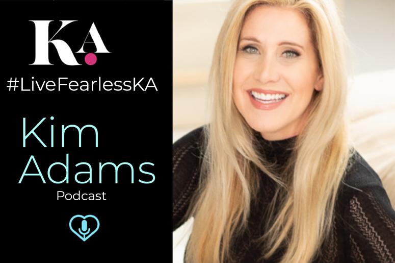 Kim Adams Live Fearless