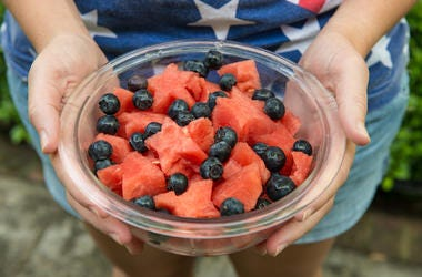 An Easy & Fun Fourth of July Dish