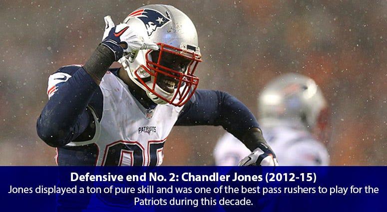 Chandler Jones