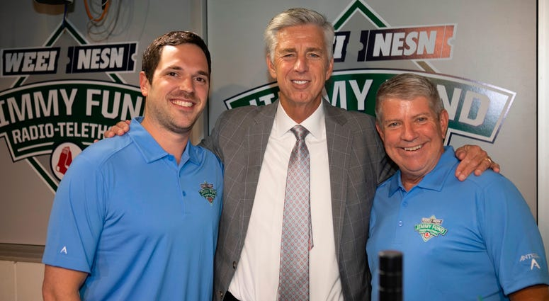 Dave Dombrowski with Dale and Keefe