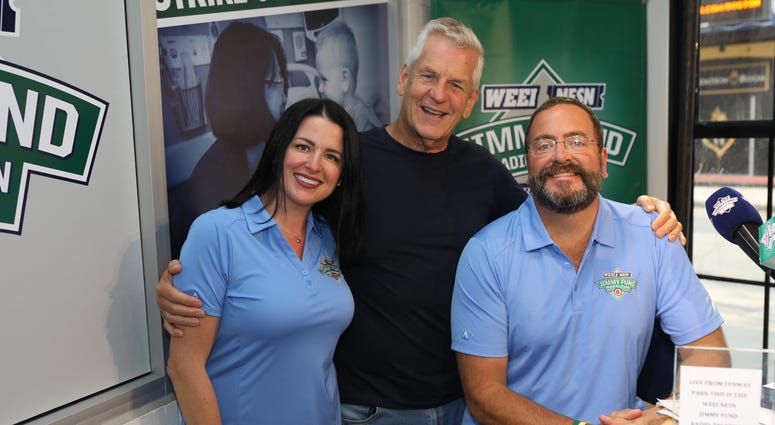 Lenny Clarke with The Greg Hill Show