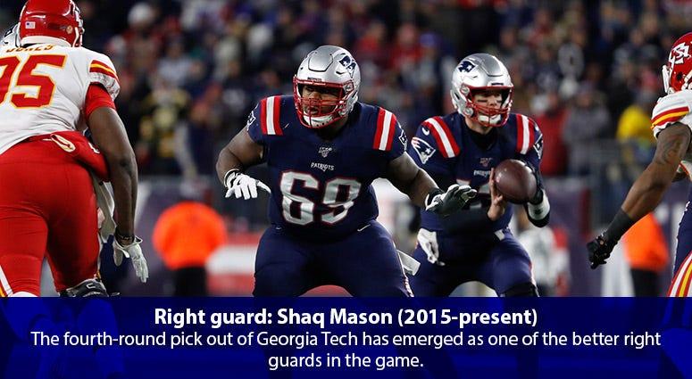 Shaq Mason
