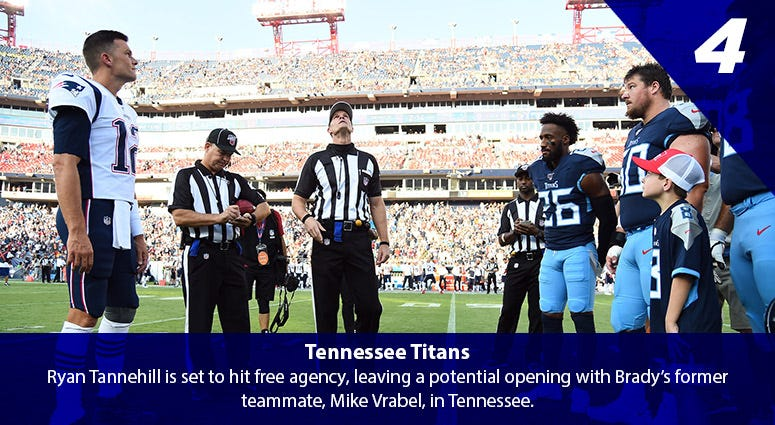 Tom Brady vs. Tennessee Titans