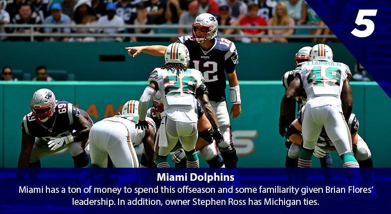 Tom Brady vs. Miami Dolphins