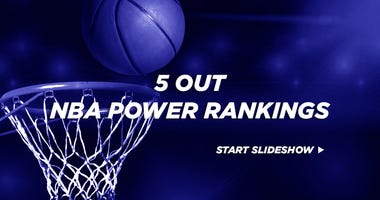 5 Out NBA Power Rankings