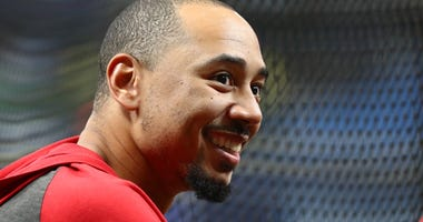 Mookie Betts and the Red Sox
