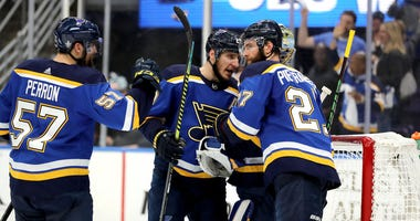 Alex Pietrangelo, David Perron