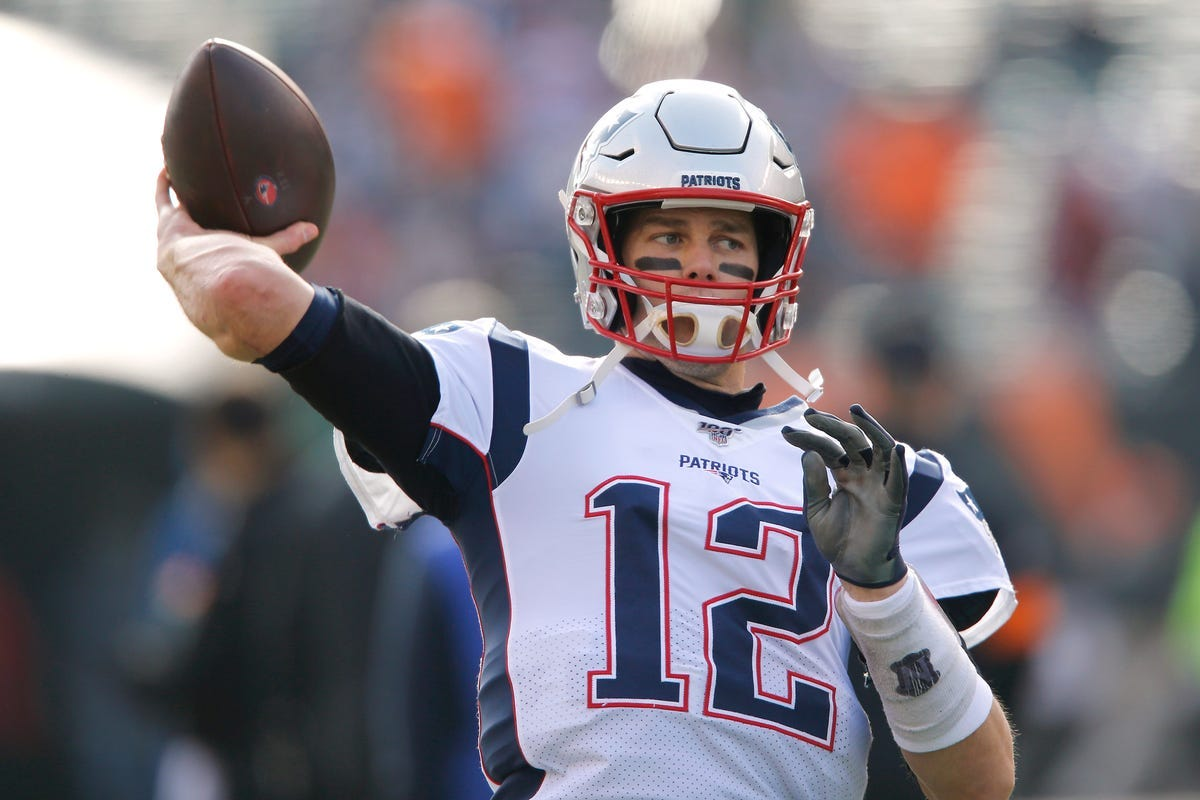Tedy Bruschi on OMF predicts Tom Brady is back in New England in 2020