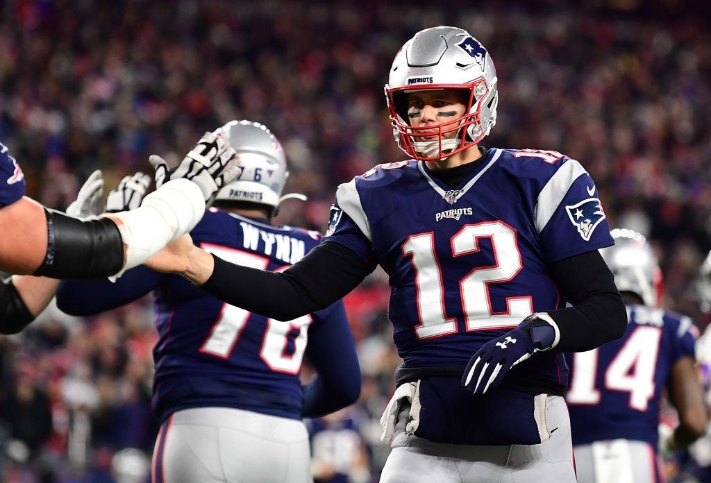 Tom Brady explains why he's not rushing towards making decision on