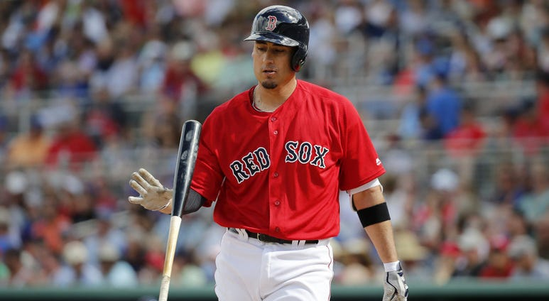 Allen Craig never panned out with the Red Sox.