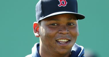 Rafael Devers will probably hit second