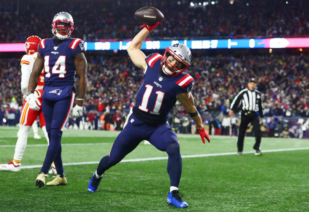 Will Julian Edelman play vs. Bengals?