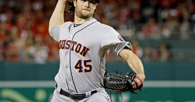 Gerrit Cole is signing with the Yankees