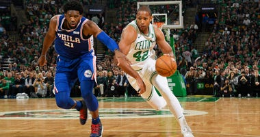 Joel Embiid and Al Horford
