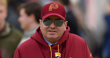 Daniel Snyder at game