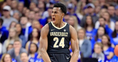 Vanderbilt's Aaron Nesmith