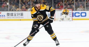 Kevan Miller Boston Bruins