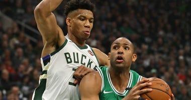 Celtics forward Al Horford