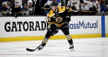 Charlie Coyle Boston Bruins