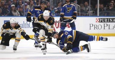 Boston Bruins St. Louis Blues