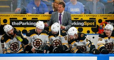 Bruce Cassidy Boston Bruins