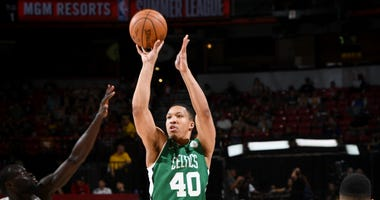 Celtics forward Grant Williams