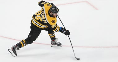 David Pastrnak Boston Bruins