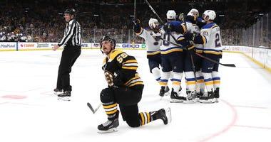 Noel Acciari Boston Bruins