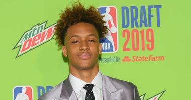 Celtics draft pick Romeo Langford