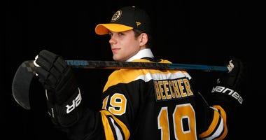 John Beecher Boston Bruins