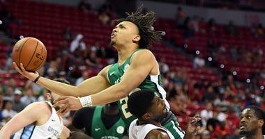 Celtics guard Carsen Edwards
