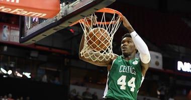 Celtics center Robert Williams