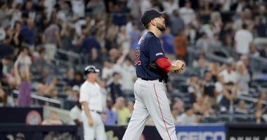 Red Sox reliever Matt Barnes