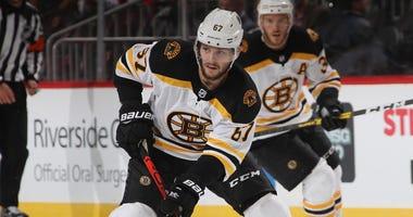 Jakub Zboril Boston Bruins