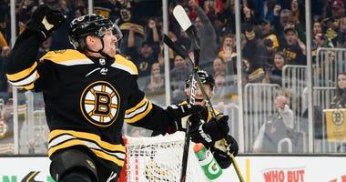 Joakim Nordstrom Boston Bruins