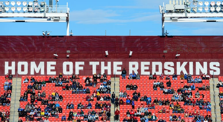 Home of the Redskins