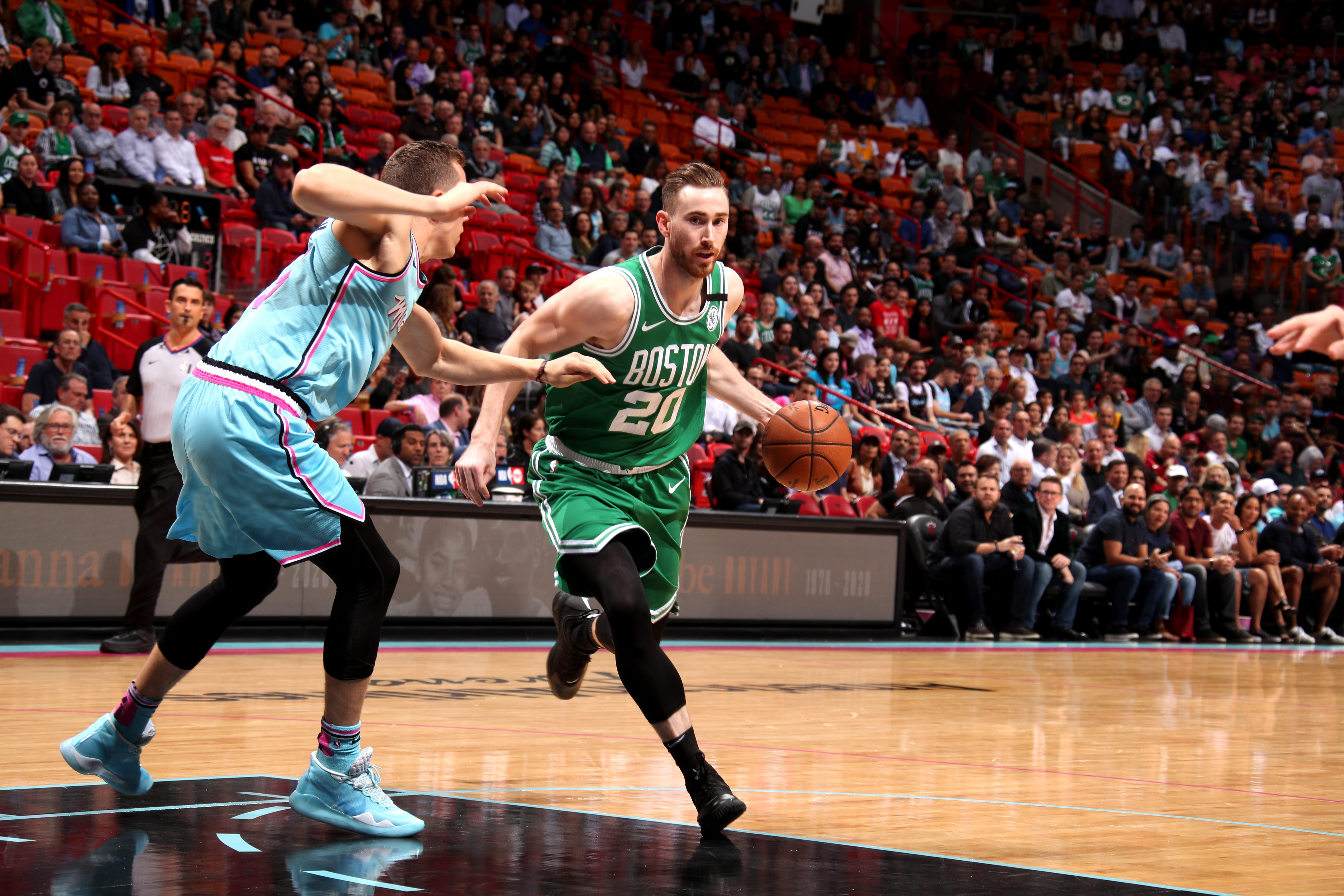 What Celtics proved to rest of East with win over Heat