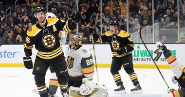 David Krejci Karson Kuhlman Boston Bruins