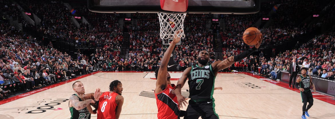 Why Jaylen Brown's response to Jayson Tatum's ascension remains important
