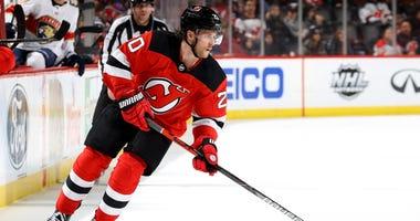 Blake Coleman New Jersey Devils