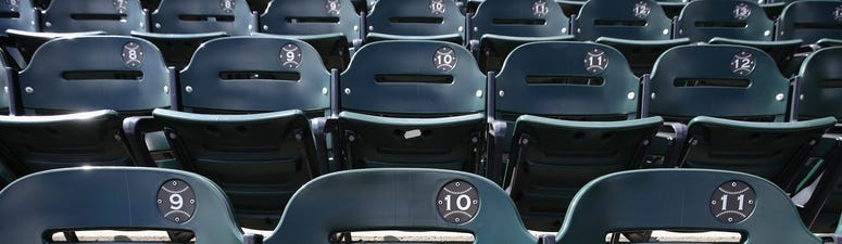 Empty seats Safeco Filed