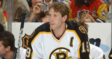 Joe Thornton Boston Bruins