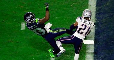 Butler INT Super Bowl 49