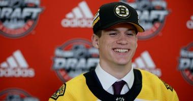 Jack Studnicka Boston Bruins