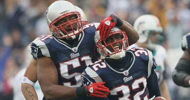 Jerod Mayo, Devin McCourty, Patriots